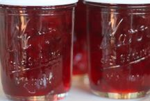 Jams and Jellies, Sauces, Syrups, and Spreads