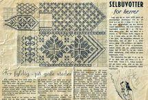 Knitting - Selbuvott