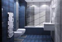 Joy, Σύνθεση μπάνιου / Βασικό στοιχείο της σύνθεσης το πλακάκι μπάνιου Joy σε διάσταση 20x50cm με γυαλιστερή επιφάνεια. Επίσης έχει χρησιμοποιηθεί και η ψηφίδα της σειράς η οποία έχει διάσταση 5x5cm.