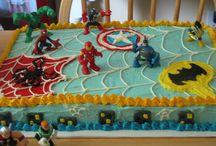 Super hero boys party