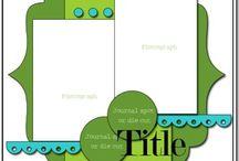 scrap layouts