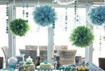 Fiestas, fiestas! / Ideas de decoración, recuerdos, obsequios para invitados, dulceros y todo lo necesario para hacer una celebración inolvidable