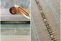 bottheka workshop weaving / hand made weaving