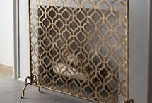 Parascintille / Fire screen