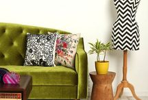 ze sitting room / by Courtney Elizabeth Roberts