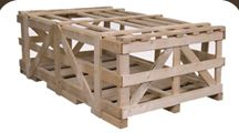 wooden pallets in India