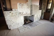 F.L.Wright Fireplaces