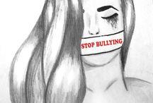 Anti-bullying art