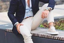 Mode homme : le meilleur / Découvrez le meilleur de la mode pour homme avec des conseils fashion et idées d'association de couleurs entre costume, chemise, cravate, pochette, chaussures, ceinture... découvrez des trucs et astuces d'hommes pour tous les style (chic urbain, anglais, décontracté...) Photo d'inspiration de blog mode homme. Pinterest special fashion men en français pour bien s'habiller pour la ville, assister a un mariage, aller a une soirée... tous les conseils et idées pour associer les couleurs.
