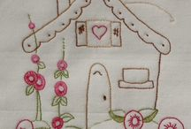 Embroidery cottage
