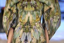 Бионика в дизайне одежды / Бионические формы одежды, бионика - как источник вдохновения для модельеров