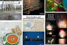 """Photography Inspiration / Ideas and """"how to"""" posts about photography inspiration"""