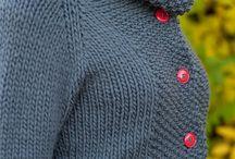 TRICOT / Modèle de tricot
