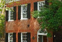 Real Estate / Brick townhouses