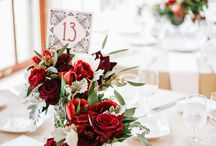 wedding table decorarion
