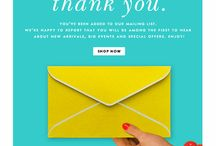 Email Marketing + Design