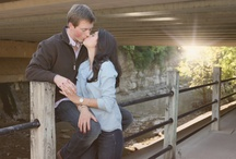 Engagement pictures in Dallas