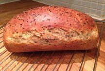 Receptek - kenyerek, péksütik