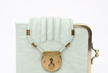 bags/wallets / by Anna M