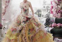 Incredible Princess dresses by Stella de Libero
