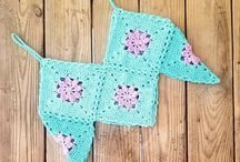 Crochet Tops and Sweaters / free crochet patterns for crochet tops and sweaters, cardigans and more