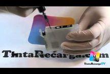 Videos de Tintarecarga.com (Videotutoriales, Video instrucciones, Otros Videos)