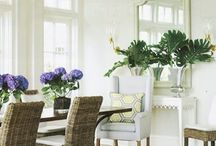 Dining Room Style / by Genevieve Schrick