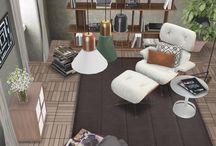Colour schemes / Home interior