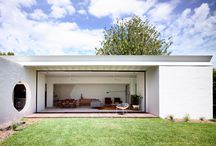 Open Houses / Modern homes that bare all to the elements. / by 2Modern
