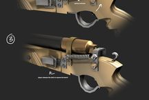Guns radiographi