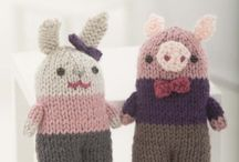 Crochet and Knitting / by Carolien Booms