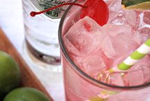 Drink Recipes / Alcoholic and non-alcoholic beverages with recipes.