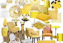 Stuff in yellow