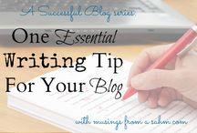 Bloggy Bloggity Blog