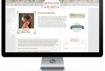 Landing Page Web Development and Design / Come see a lovely selection of Landing Pages and microsite website design