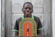 African Baskets - for Sale / African Baskets, Market Baskets, Bolga Baskets, Storage Baskets, Decor Baskets, Laundry Baskets, Bicycle Baskets, Fans & Hats.