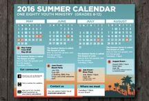 Ministry Calendar
