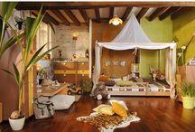 safari kids room