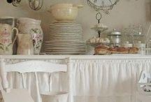 Κουζίνα «φθαρμένης φινέτσας»