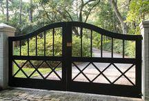 ворота-заборы