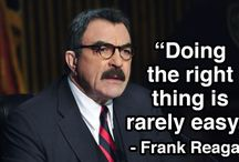 Blue Bloods Tv Series Quotes