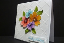 Cards - Stampin Up / by Jeanne B