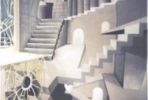 mural ideas / Trompe l.oeil especially. / by 11aria