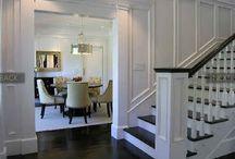 Stairs/Hall/Doors / by Julie Wheeler-Monroy