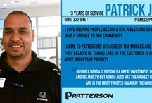 Patterson Family Members / Meet our superior staff and sales! Without them, we would not be the #1 dealership in Texoma!