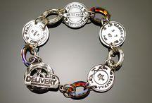 silwer jewellery / hopeakorut, hopeasavikorut
