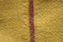 Cords, various techniques