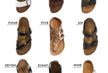 Brickenstock style sandals
