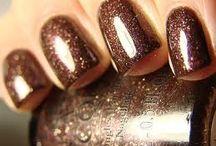 Nails / by Brandy Obenski