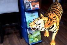 Σημεία πώλησης των βιβλίων που ζωντανεύουν. / Καταστήματα από τα οποία μπορείτε να προμηθευτείτε τα μαγικά βιβλία που ζωντανεύουν.